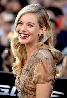 Sienna Miller's Most Iconic Hair and Makeup Moments | StyleCaster