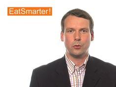 Ein Video zum Thema: Sind Nudeln mit Ketchup, Weißbrot mit Nutella gesund?. Sehen Sie weitere hilfreiche Videos auf EAT SMARTER!