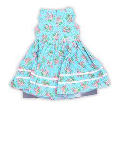 Blue Seven Jurk 73321 620 - Detailgegevens van Kinderkleding, babykleding en feestkleding online