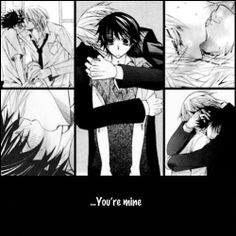 <3 Junjou Romantica they, re so cute together
