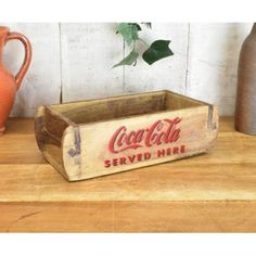 Best retro Industrial and vintage Furniture new products with free post furniture for the home from smithers of stamford call us today 07546930333 Unique Gifts For Men, Presents For Her, Stamford, Gift Store, Kitchen Accessories, Mother Day Gifts, Coca Cola, Crates, Gift Guide