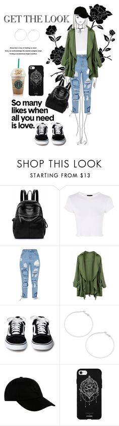 """""""Untitled #802"""" by coffeegirl233 ❤ liked on Polyvore featuring Topshop, Design Lab, STONE ISLAND, Current Mood and Fifth & Ninth"""