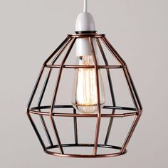 Check Out This Stunning Industrial Light by idWorks