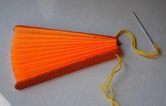 zakka life: Kid Craft: Paper Fans