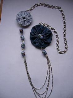 Helen & Troy: Collar azul
