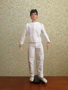 Historical Undergarments Jacob [Tonne JACOB BLACK (T10TLDD06) doll; handmade undergarments and shoes for Tonner Superhero]