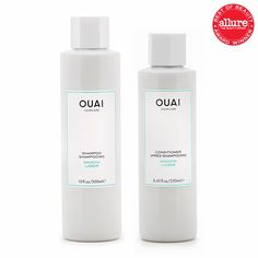 Best of Beauty 2016 Winner: Ouai Smooth Shampoo and Conditioner | Allure.com