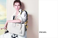 Prada Charmed Campaign by Steven Meisel