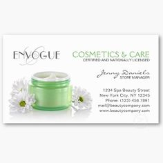 72 best beauty cosmetics spa skincare business cards images on skin care aesthetician cosmetology business card cheaphphosting Choice Image