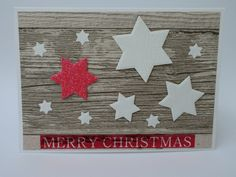 Weihnachtskarte  von UNIKAT-die Kreativ-Werkstatt auf DaWanda.com