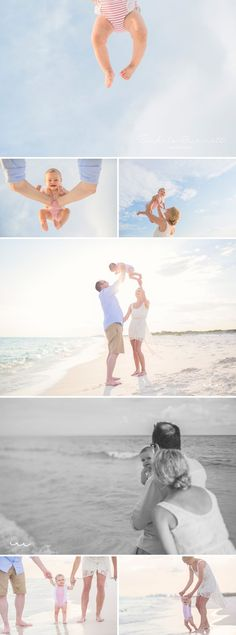 Beach Photographer in Santa Rosa Beach | Water and Light | Beach Photo Inspiration| Family Posing| Dreamy beach photos | Beach Baby Photography | Candid | Lifestyle Family Beach Session ©️️ Nichole Burnett Photography