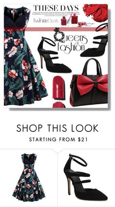 """""""queens of fashion"""" by fashion-pol ❤ liked on Polyvore featuring Inglot, Chanel and vintage"""