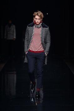 Sfilata Ermanno Scervino Milano Moda Uomo Autunno Inverno 2015-16
