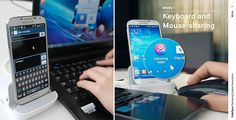 Samsung walks us through SideSync feature: connect your Android to Windows