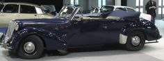 Citroen traction avant / 15/6 Cabriolet