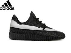 9c418ddb934 Men s Women s Adidas Yeezy Boost 550 Low Shoes Zebra-stripe Black White