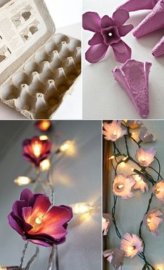 Lights, crafting While historic inside principle, this pergola is enduring somewhat of a modern-day renaissance Diy Crafts Hacks, Diy Home Crafts, Diy Arts And Crafts, Crafts To Make, Crafts For Kids, Egg Carton Art, Egg Carton Crafts, Egg Cartons, Paper Flowers Diy