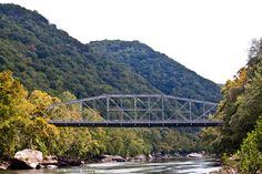 Scenic Roads In West Virginia | ... the New River, Fayette Station, West Virginia. September 17, 2011