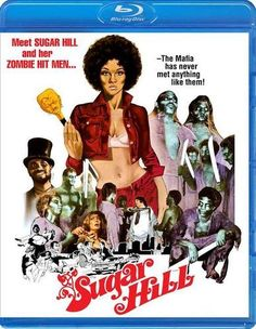 Watch Sugar Hill full hd online Directed by Paul Maslansky. With Marki Bey, Robert Quarry, Don Pedro Colley, Betty Anne Rees. When her boyfriend is murdered by gangsters, Sugar Hill decides n American Horror Movie, African American Movies, American Art, American Actress, American History, Good Girl, Cult Movies, Horror Movies, Zombie Movies