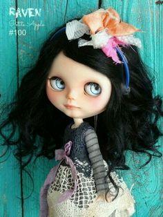 Blythe-Curly Hair