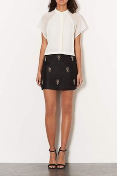Short Skirts - Miniskirts To Wear To Work, Going Out