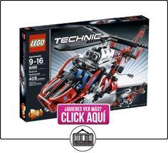 LEGO Technic Rescue Helicopter 8068 by LEGO  ✿ Lego - el surtido más amplio ✿ ▬► Ver oferta: https://comprar.io/goto/B00TT8HVKQ