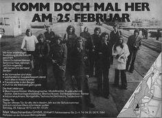 Tag der offenen Tür Kiel 1973 Lehrwerkstatt Mak