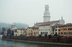 Il Duomo visto dall'Adige - Verona 2012