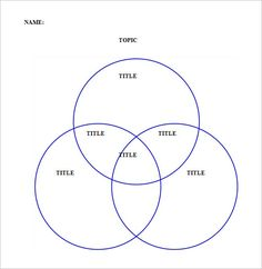 10 best venn diagram template images on pinterest venn diagrams venn diagrams ccuart Image collections