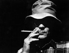 I hate to advocate drugs, alcohol, violence, or insanity to anyone, but they've always worked for me. HUNTER S. The Good Dr, Hunter Thompson, Smokey Joe, Fear And Loathing, Writers And Poets, Hunter S, Photographs Of People, Beatnik, Playwright
