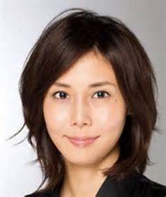 Matsushima Nanako Shot Hair Styles, American Women, Beautiful Actresses, Actors & Actresses, Cool Girl, Hair Makeup, Hair Cuts, Hair Beauty, Beautiful Women