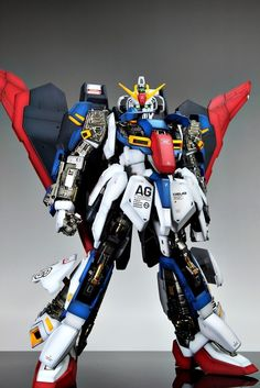 GUNDAM GUY: PG 1/60 MSZ-006 Zeta Gundam - Painted Build