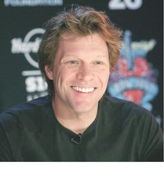 Bon Jovi- 50 going on 51, looks fantastic and sounds fantastic. Good genes