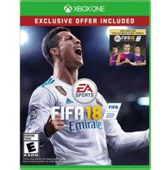 Fifa 18 Limited Edition Xbox One Brand New Sealed