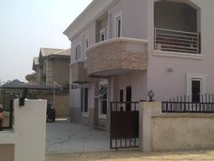 #4bedroomhouse #4bedroomdetachedhouse - http://www.commercialpeople.ng/listing/200201014023336/ #detachedhouse #detached