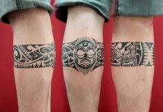 maori tattoos meaning Forearm Band Tattoos, Finger Tattoos, Leg Tattoos, Tattoos For Guys, Maori Tattoos, Wrap Tattoo, Calf Tattoo, Polynesian Tattoo Designs, Maori Tattoo Designs