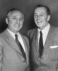 WALT AND ROY DISNEY