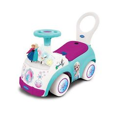 Disney Frozen Elsa & Anna Magical Adventure Activity Toddler Ride-on Toy - http://www.kidsdimension.com/disney-frozen-elsa-anna-magical-adventure-activity-toddler-ride-on-toy/
