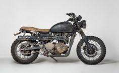 David Beckham Rides Custom Triumph Bonneville into Amazon Rainforest » Motorcycle.com News