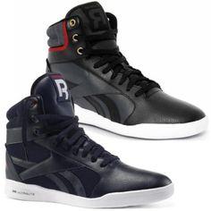 brand new fdfbc ded8c Reebok-Sl-Fitness-Ultralite-Hi-Para-Hombre-Zapatos-