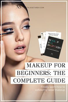 Are you an absolute beginner at makeup? Do you feel lost among all these tutorials online? So get ready because Ive crea Best Makeup Tips, Makeup Guide, Best Makeup Products, Makeup Ideas, Makeup Hacks, Beauty Products, Feeling Lost, How Are You Feeling, How To Wear Makeup