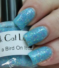 Black Cat Lacquer - Put A Bird On It