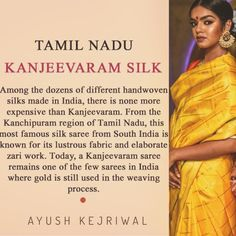 Sarees by Ayush Kejriwal For purchases email me at designerayushkejriwal@hotmail.com or what's app me on 00447840384707 We ship WORLDWIDE. Instagram - designerayushkejriwal Kanchipuram Saree, Handloom Saree, Silk Sarees, Saris, Indian Fabric, Indian Textiles, Indian Attire, Indian Wear, Indian Dresses
