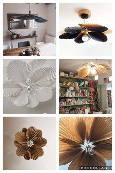 Diy Home Crafts, Diy Home Decor, Diy Abat Jour, Handmade Lamps, Diy Wood Projects, Diy On A Budget, Diy Wall Art, Home Interior, Living Room Designs