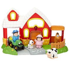 Farmyard Playset