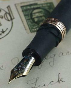 inkwells and pens