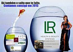 LR Health and Beauty Systems. Anda, aproveita as oportunidades. Elas existem,…