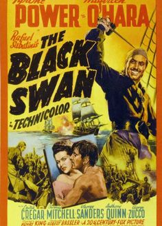 The Black Swan (1942) Great swashbuckler with Tyrone Power as the lead.