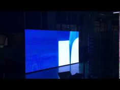 Outdoor P6 front maintence led screen