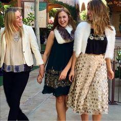 """ANTHROPOLOGIE Shimmer Spot Skirt Eva Franco 0 & 4 ANTHROPOLOGIE Shimmer Spot Skirt Eva Franco 0 & 4. Silk, polyester lining. Leather metallic polka dots. Full A-line silhouette. 30"""" length. By Designer Eva Franco, Los Angeles-based designer Anthropologie Skirts A-Line or Full"""